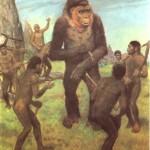 Las leyendas: El Bigfoot y El Yeti.