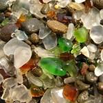 La playa de los cristales (Asturias)