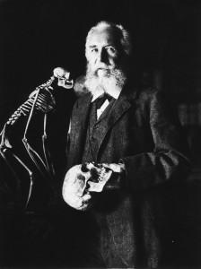 El famoso zoólogo y filósofo alemán natural de Postdam describió al género Psorospermium.