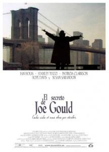 Portada de la película dirigida y protagonizada por Stanley Tucci en el año 2000.