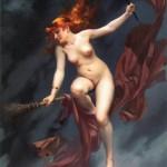 Noche de brujas: Mandrágora y Belladona.