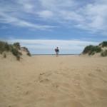 Las Dunas en la Flecha litoral de El Rompido