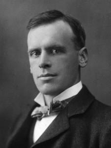 Retrato Ernest Henry Starling