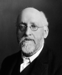 Retrato William Maddock Bayliss