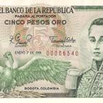 La Biología en tu cartera: Cóndor en Colombia