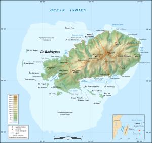 Isla de Rodrigues