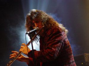 José Carlos Molina, considerado uno de los mejores flautistas del mundo y alma del proyecto musical conocido como Ñu.